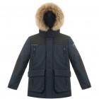Куртка пуховая 268785 (gothik blue2)