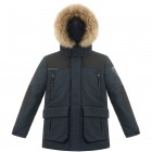 POIVRE BLANC Куртка пуховая 268785 (gothik blue2)