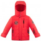 Куртка  для мальчика 268815(scarlet red2)