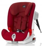 Детское автокресло Advansafix III SICT (Flame Red)