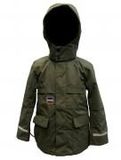Poivre Blanc Куртка  для мальчика демисезонная 271721(khaki grey)
