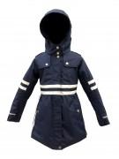 Куртка для девочки демисезонная 271707(deep blue sea)