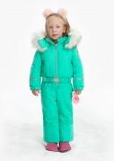 Комбинезон  для девочки 274064(emerald green)