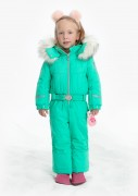 POIVRE BLANC Комбинезон  для девочки 274064(emerald green)