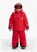 POIVRE BLANC Куртка  для мальчика 274083(scarlet red3)