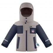 POIVRE BLANC Куртка  для мальчика 274083(soba brown/gothic blue3)