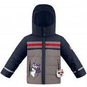 POIVRE BLANC Куртка  для мальчика 274084(gothic blue3/soba brown)