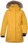 Didriksons  Куртка для девушки Jamila 502622(321) пшеничный желтый