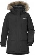 Didriksons  Куртка для девушки Jamila 502622(060) черный