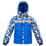 Куртка мембранная для мальчика 274042(true blue/blue camou)