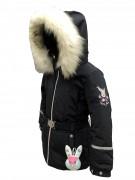 POIVRE BLANC Куртка мембранная для девочки 274058(gothic blue3)