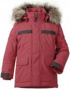Didriksons куртка зимняя с мехом hajen parka 502588 (351)  ягодная