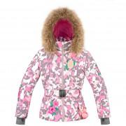 Куртка подростковая для девочки 274013(pink camou)
