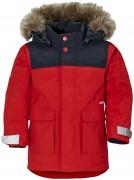 парка детская зимняя kure parka 502679 (314) карминно-красный