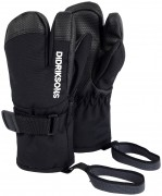 DIDRIKSONS  Варежки детский Fossa Three-Finger 502691(060) черный