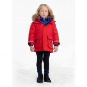Poivre Blanc парка для мальчика 274087(skarlet red3)  красная