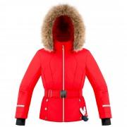Куртка подростковая для девочки 274013(skarlet red3)