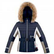 Куртка подростковая для девочки 274015(gothic blue3/multi)