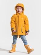 DIDRIKSONS  Куртка детская Indre Parka 502680(321) пшеничный желтый