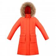 Пальто для девушек 274031(clementine orange)