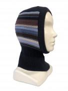 Шлем демисезонный для мальчика 169400-23578(6369)
