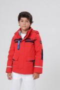 Куртка для мальчика демисезонная 2 в 1 277191(красный)