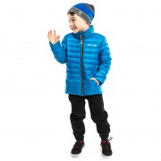 куртка для мальчика S 20 M 2250 ярко-синяя