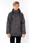 Куртка демисезонная для мальчика 3880 (графитовый)