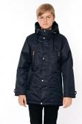 Куртка демисезонная для мальчика 3880 (темно-синий)