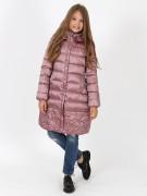 Пальто для девочки демисезонное 61312vintag rose