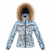Куртка подростковая для девочки 279583(daisy blue)