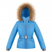 Куртка подростковая для девочки 279583(polar blue)