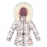 Poivre Blanc куртка мембранная для девочки 279632(daisy pink)