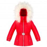 куртка мембранная для девочки 279632(scarlet red 5)