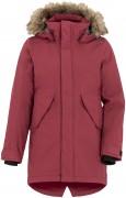 Didriksons  Куртка для девушки Lissabon 503471(446) красный бархат