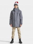 Didriksons Куртка для юноши Lorentz 503441(109) стальной