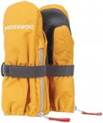 Варежки детские 503420 BIggles Zip (425) желтая дыня