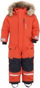 Didriksons  Комбинезон Polarbjorner 2 503399(424) маково-оранжевый