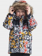 Куртка зимняя Polarbjornen Printed Parka 503533(955) блики на во