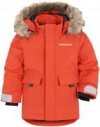 Didriksons Куртка зимняя Polarbjornen 503400(424) маково-оранжевый