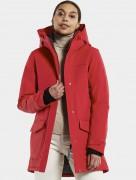 куртка женская Frida women`s parka 503815 (463) красный помидор