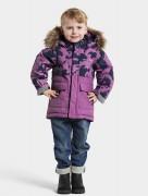 Didriksons куртка зимняя Polarbjornen 503828 (991) острова на ярко-фиолетов