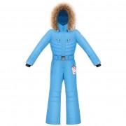 Комбинезон  для девочки 279588( polar blue)