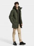 Didriksons куртка мужская DREW 503795 (300) темно-зеленый
