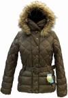 POIVRE BLANC Куртка  пух с искусственным мехом 233103(VISON)